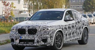 Hivatalos: idén jön az új BMW X4