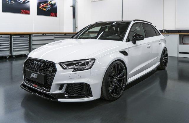 500 lóerővel jön az ABT Audi RS3-asa