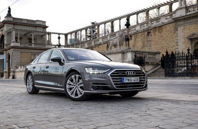 Sakk, matt – Bénító lépés az Auditól az új A8