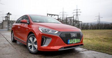 Semmi gáz, ha lemerül – Hyundai Ioniq plug-in