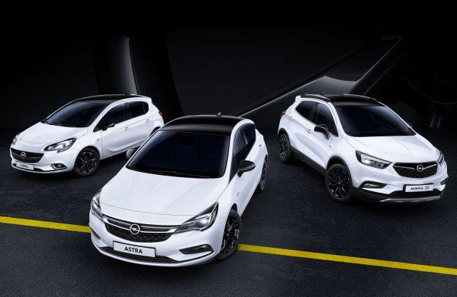 Több Opel is sportos gyári csomagot kap