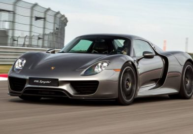 Öt lenyűgöző részlet a Porsche 918 Spyderről