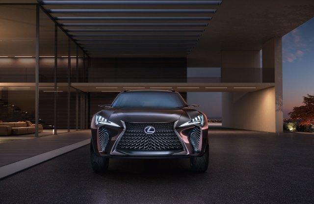 Genfben esélyes a legkisebb Lexus SUV debütálása