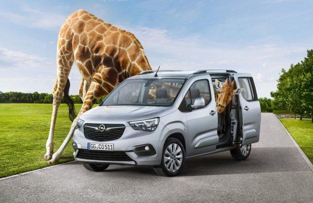 Már nem olasz, francia alapú az új Opel Combo