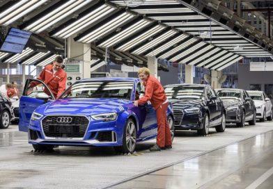 25 éves az Audi Hungaria, 24 éve indult a termelés Győrben