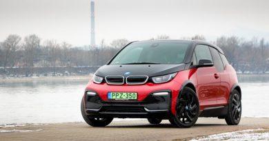 Már nem rejtegeti, mennyire sportos – BMW i3s
