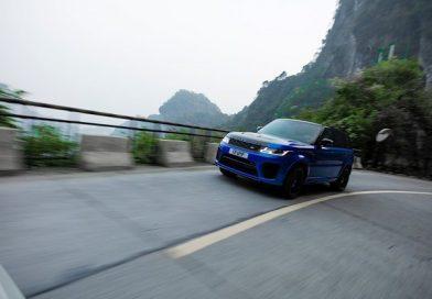 Gyorsabb a Range Rover, mint egy Ferrari
