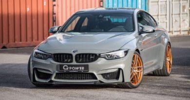 Mert 460 lóerő nem elég  – BMW M4 CS tuning