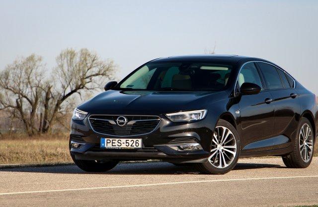 Szokás kérdése – Opel Insignia 1.5