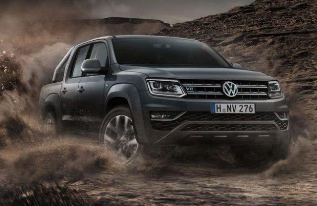 Erősebb lesz a Volkswagen pickupja, mint a Mercié