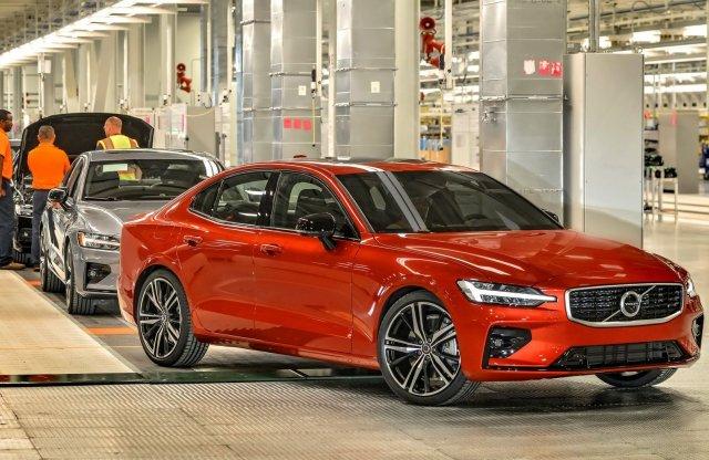 Íme az első Volvo, amelyet nem forgalmaznak dízelmotorral