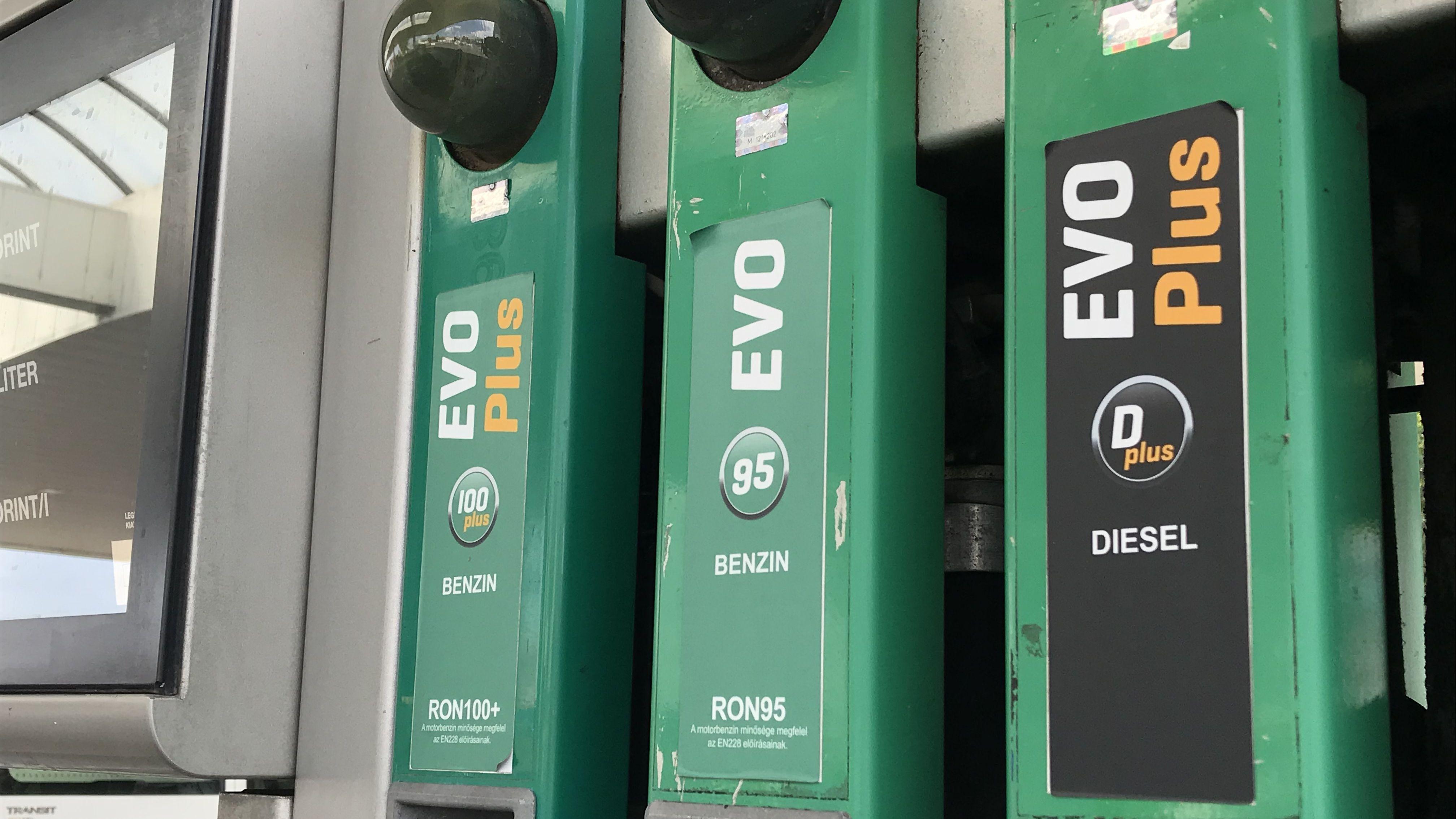 Omv üzemanyagok
