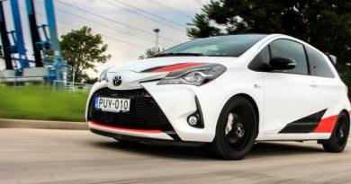 A legjobb recept – Toyota Yaris GRMN