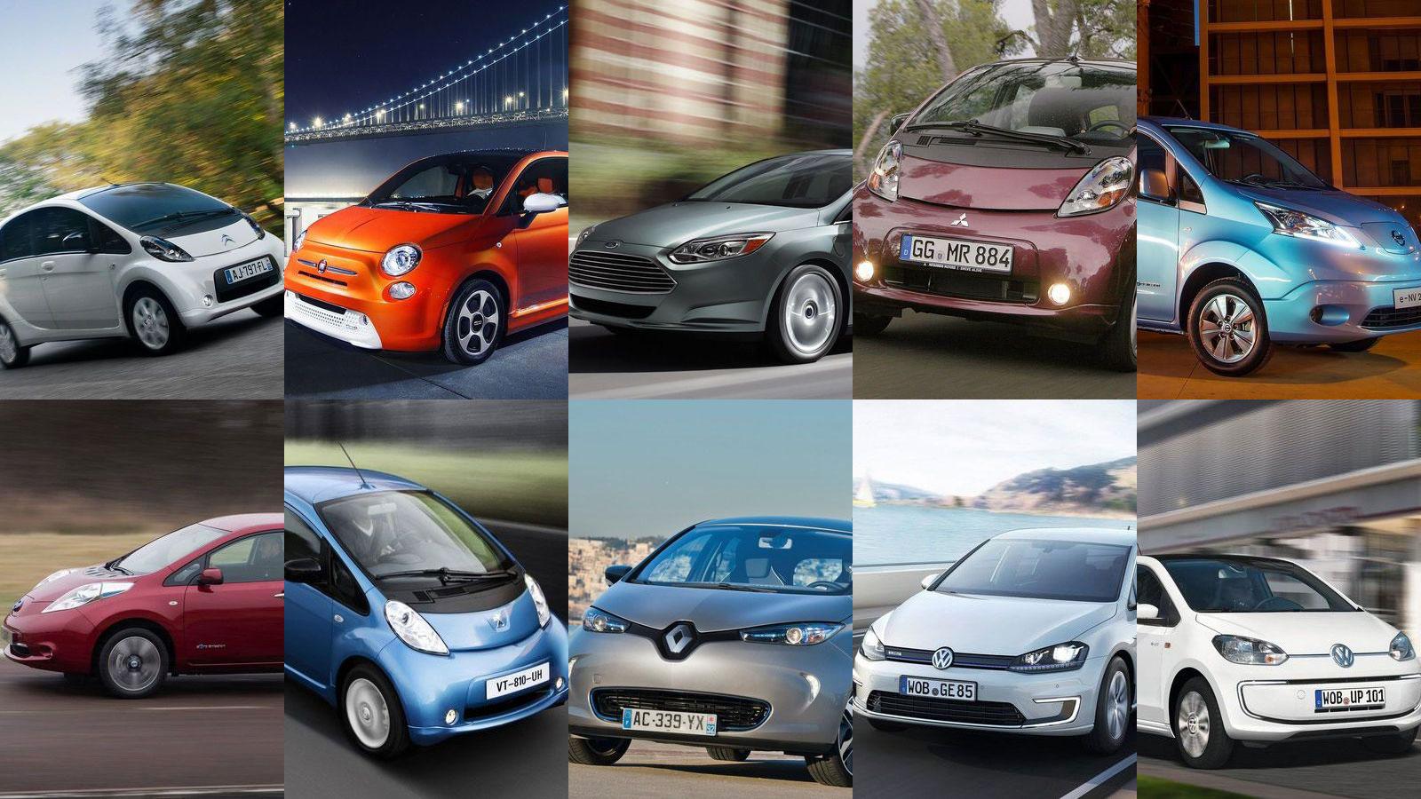 13 villanyautó, amit 5,5 millió forint alatt megkaphatunk ...