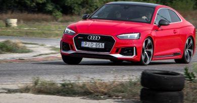 Mesterlövész – Audi RS5