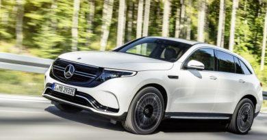Itt az első csakis elektromos Mercedes