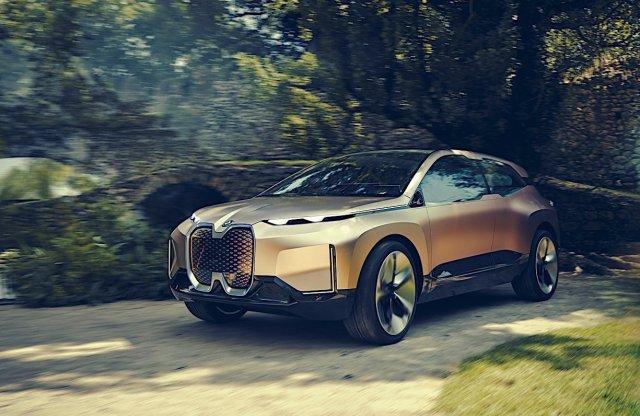 Még a jövő BMW-je is a vezetésre lesz optimalizálva