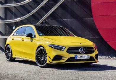 Összkerékhajtással érkezik a Mercedes-AMG A 35