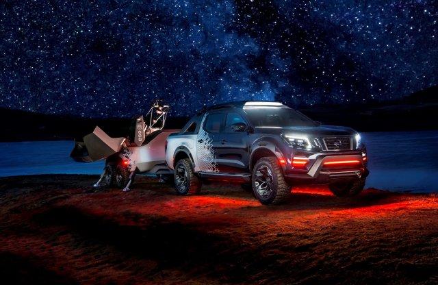 Földönkívüliek után is kutathatsz egy különleges Nissannal