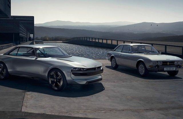 Így kérjük a jövőt. Köszönjük, Peugeot!