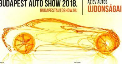 Ismét az év legtöbb autós újdonsága a Budapest Auto Show-n