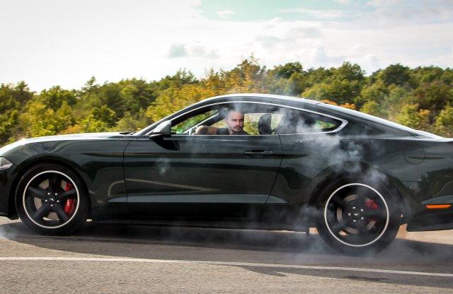 Hidd el, ez kellett! – Meghajtottuk a Mustang Bullittet!