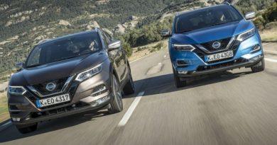 Ne legyél telhetetlen! – Nissan Qashqai menetpróba