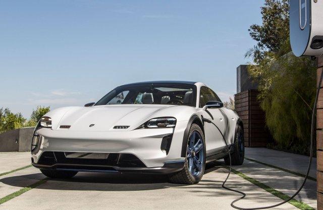 Zöld utat kapott a Porsche villany-crossovere