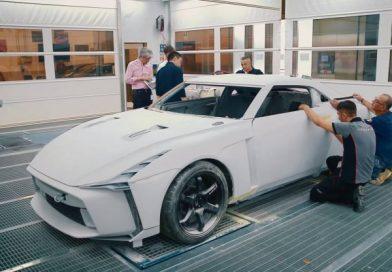 Láttad már, hogy készült a Nissan GT-R50 az Italdesignnál?