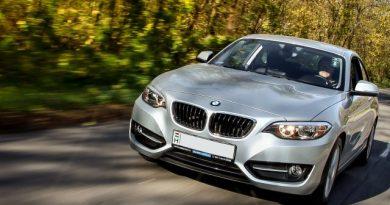 Fél BMW félpénzért? – BMW 218i Coupé