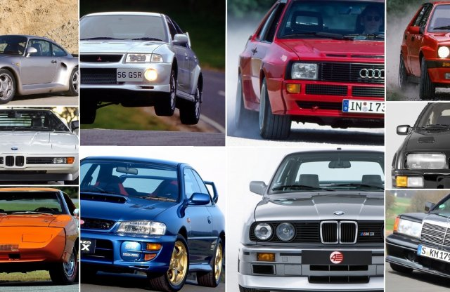 Top 10: Ezekért élünk – Homologizációs célból megszületett autók