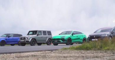 Nagyágyúk versenye – Vajon melyik a leggyorsabb SUV  5827d702cd