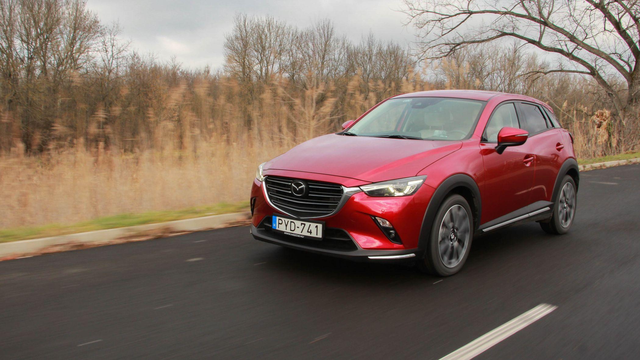 A Kodot Nem Lehet Elrontani Mazda Cx 3 Teszt Autonavigator Hu