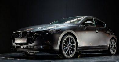 Exkluzív: európai premierjén élőben láttuk az új Mazda3-at