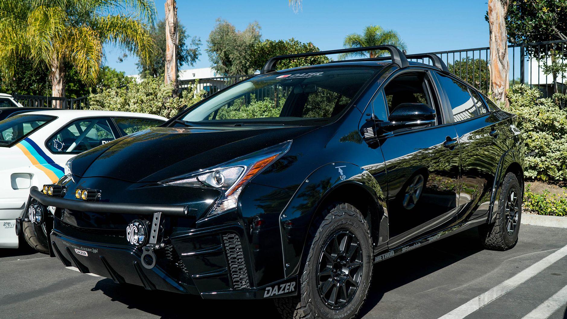 A Toyota Priust sem kerüli el a SUV-osodás? – Autónavigátor hu