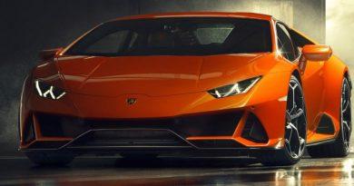Evo néven érkezett a frissített Lamborghini Huracán 40ebcc7d7b