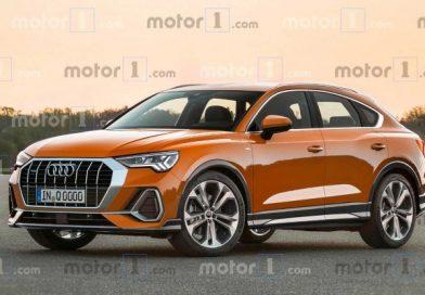 Q4 helyett Q3 Sportback néven jöhet  a kicsi Audi kupé crossover