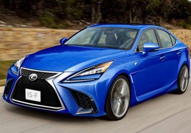 Visszatérhet a Lexus IS F?