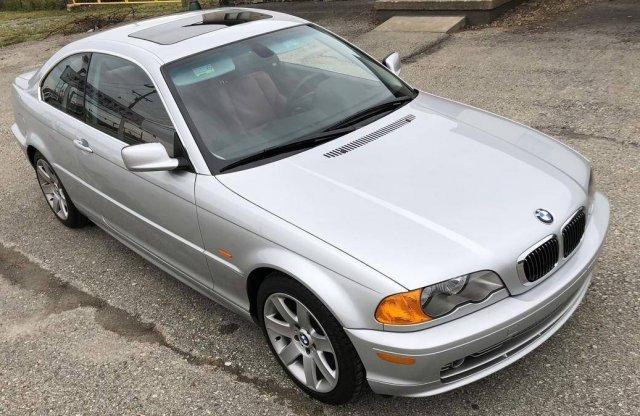 Ennél gyáribb E46-os BMW-t keresve sem találsz