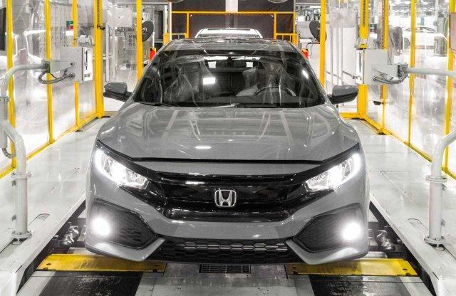 Nem a Brexit miatt, de bezár az angol Honda gyár