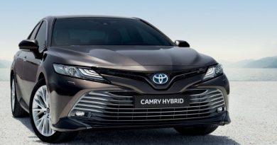 Eláruljuk a Toyota Camry hazai árait