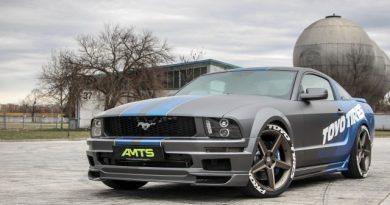 Fantasztikusan szól az AMTS megnyerhető Mustangja – Kipróbáltuk!
