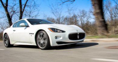Isteni négyüléses – Maserati GranTurismo
