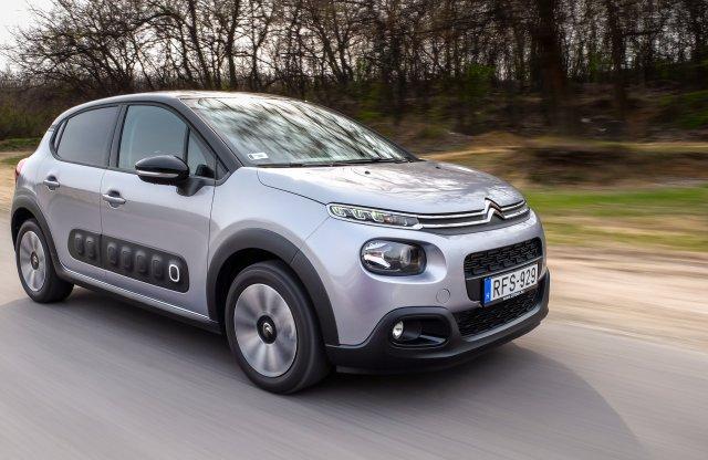 Divatgombóc – Citroën C3