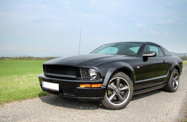 Miből maradtunk ki… – Ford Mustang Bullitt 2008