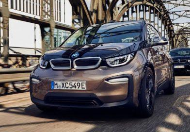 Most már a Nap is töltheti a BMW i3-ast