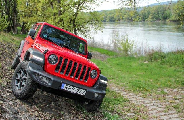Eleven történelem – Jeep Wrangler Unlimited