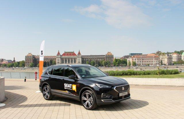 Jövő héten startol az idei SEAT SUV Roadshow