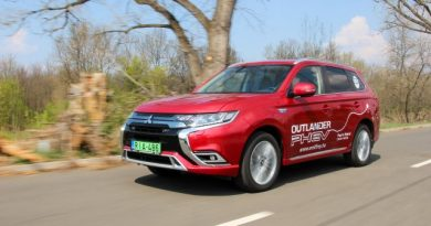 A plug-in hybrid SUV-ok árbajnoka: Mitsubishi Outlander PHEV