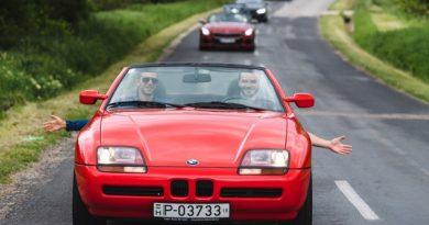 Ó, hogy miért nem folytatták! – BMW Z1-et vezettem